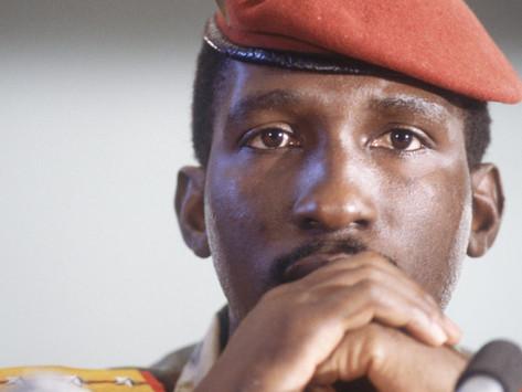 "Meet Africa's ""Che Guevara"" Thomas Sankara"
