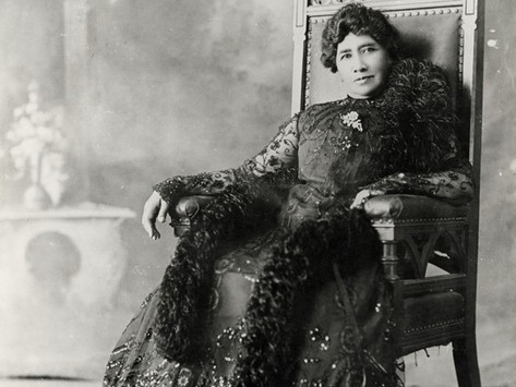 The Last Black Queen of Hawaii Who Was Overthrown by a U.S. Backed Coup