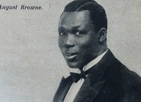 The Story of the Nigeria-Born Man Who Fought Against Nazi Germany