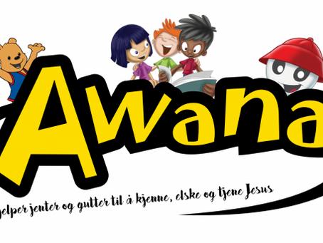 Awana 14. februar