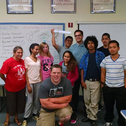 Last weeks Job Corps class on Fatherhood, Jimmy, & The Characteristics of a good father - #supportiv