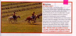 Cheval Magazine Avril 2010