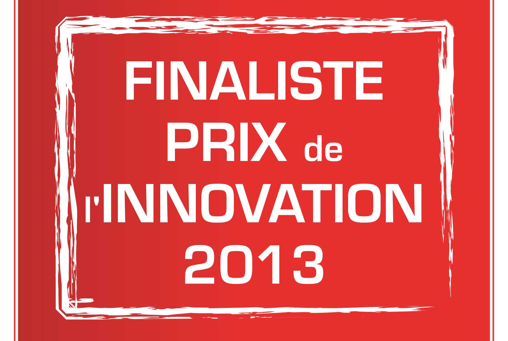 Prix de l'Innovation-2013