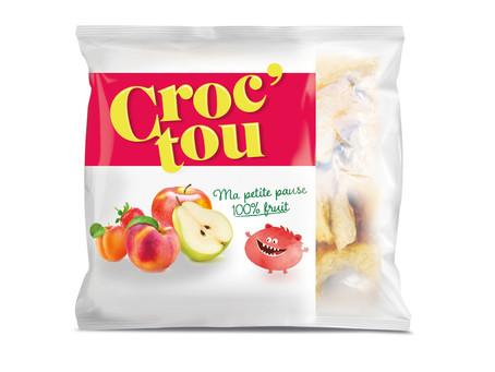 Il était un Fruit - Le snacking 100 %fruits