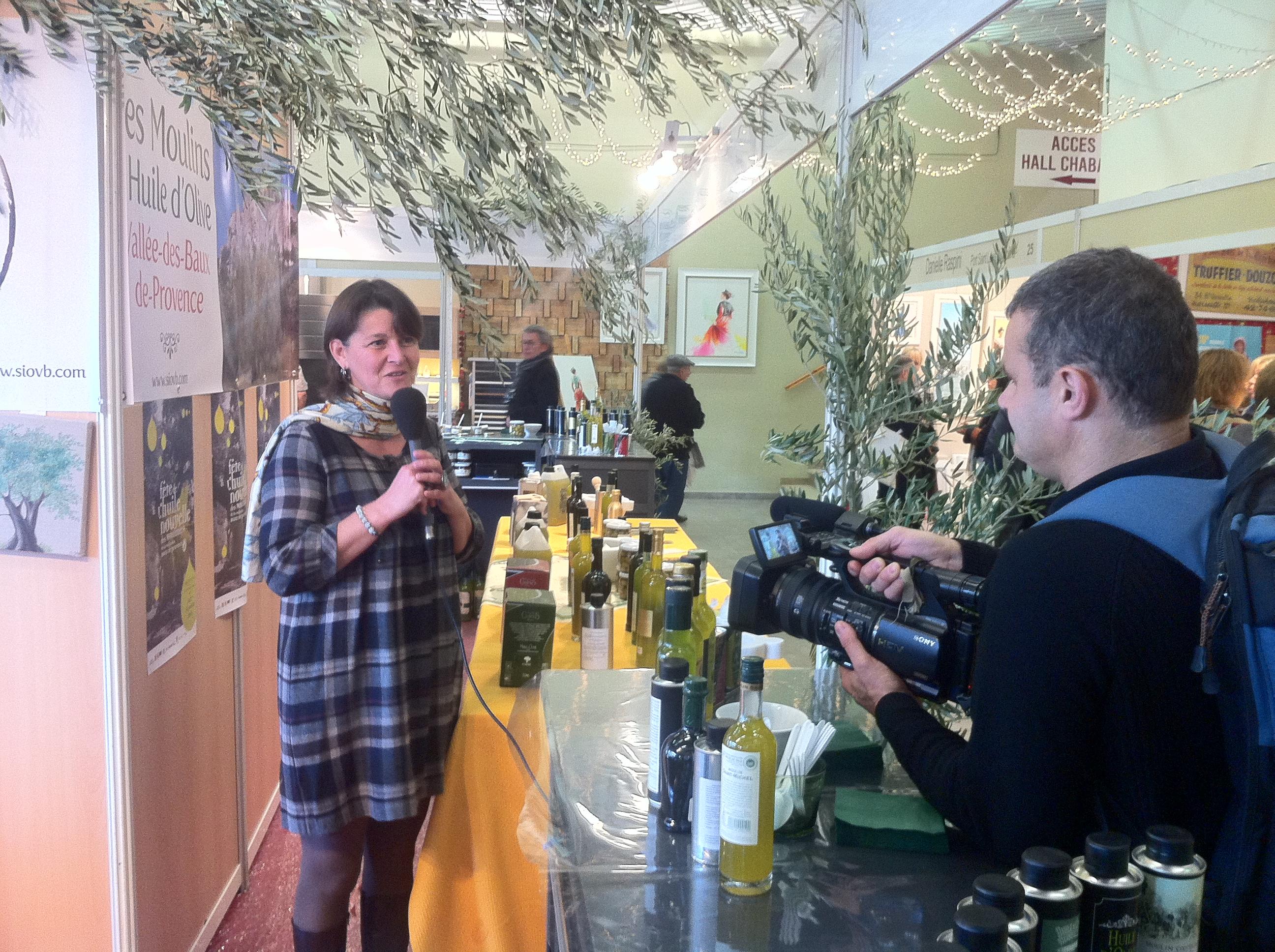Reportage TV Régionale