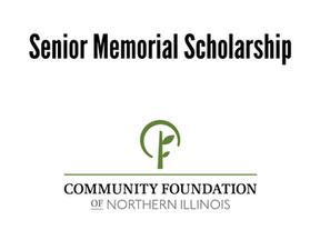 Senior Memorial Scholarship