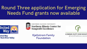 Application Open for Round Three Emerging Needs Fund Grants