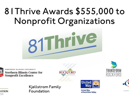 81Thrive Awards $555,000 to Seven Nonprofit Organizations