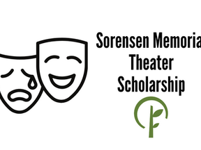 Sorensen Memorial Theater Scholarship