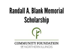 Randall A. Blank Memorial Scholarship