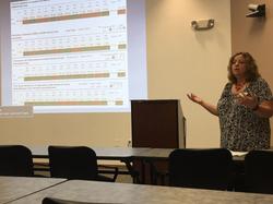 Angie Bailey, Southern Illinois Healthcar, Community Benefits Program