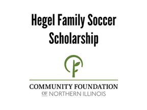 Hegel Family Soccer Scholarship