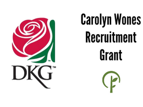 Carolyn Wones Recruitment Grant