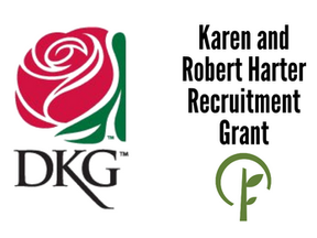 Karen and Robert Harter Recruitment Grant