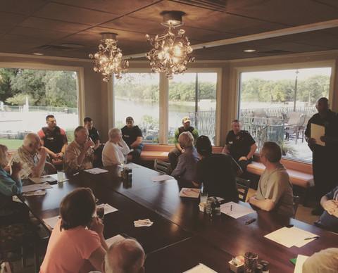Neighborhood Association Meetings