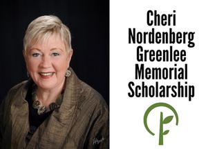 Cheri Nordenberg Greenlee Memorial Scholarship