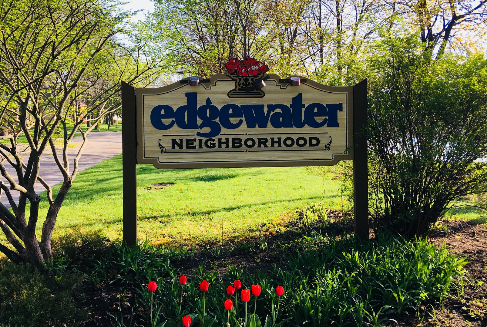 Springtime for Edgewater