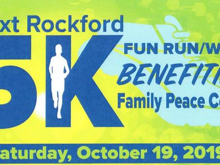 Next Rockford to host 5k Fun Run Benefiting Family Peace Center