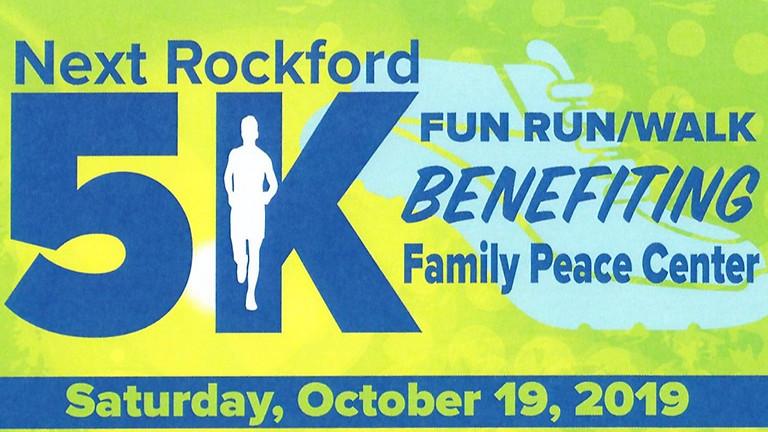 5K Fun Run - Benefiting: Family Peace Center