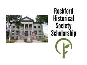 Rockford Historical Society Scholarship