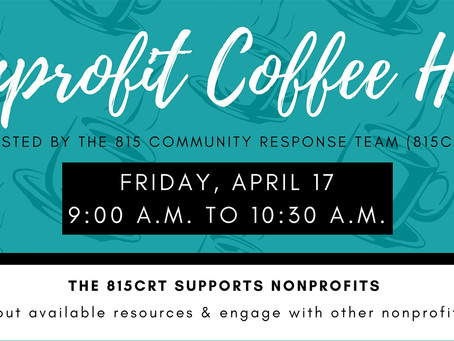 Nonprofit Coffee Hour: Nonprofit COVID-19 Resources & Leadership Discussion