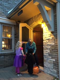 Halloween in Edgewater