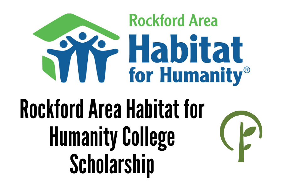 Logos for Rockford Area Habitat for Humanity and the Community Foundation of Northern Illinois