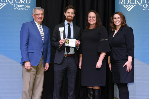 Rob Young - 40 Leaders Under 40