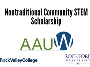 Nontraditional Community STEM Scholarship