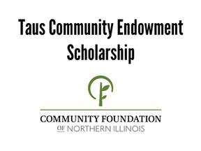 Taus Community Endowment Scholarship