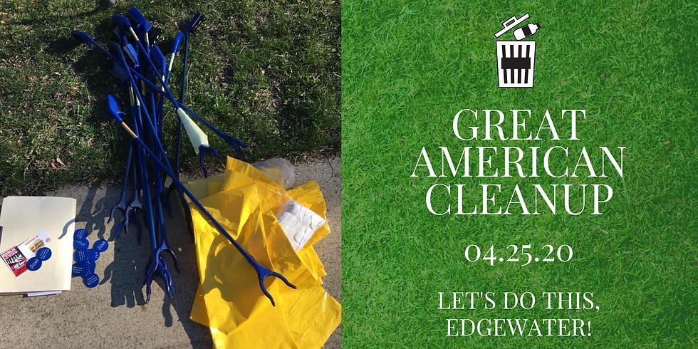 Neighborhood Spring Cleanup 2020
