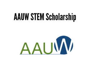 AAUW STEM Scholarship