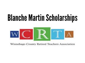 Blanche Martin Scholarships