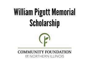 William Pigott Memorial Scholarship