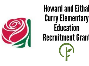 Howard and Eithal Curry Elementary Education Recruitment Grant