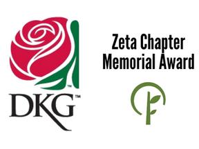 Zeta Chapter Memorial Award