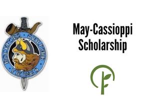May-Cassioppi Scholarship