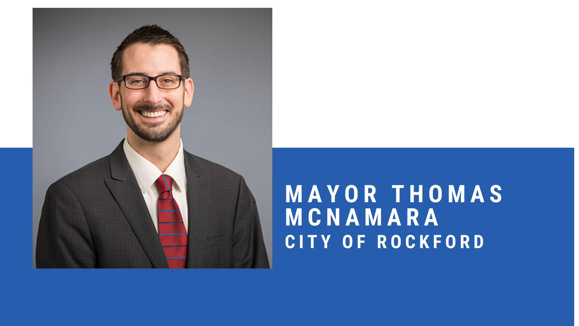 Mayor Thomas McNamara