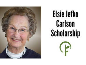 Elsie Jefko Carlson Scholarship