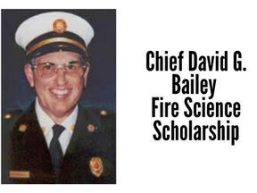 Chief David G. Bailey Fire Science Scholarship