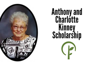 Anthony and Charlotte Kinney Scholarship