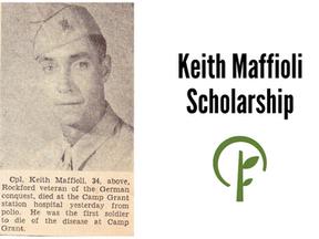 Keith Maffioli Scholarship