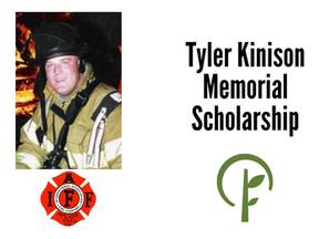 Tyler Kinison Memorial Scholarship