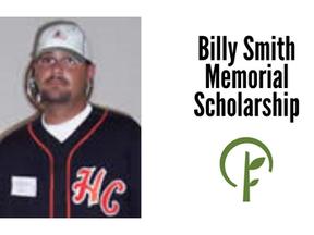 Billy Smith Memorial Scholarship