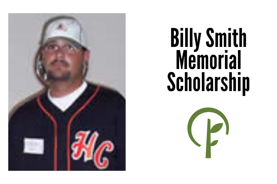 Photo of Billy Smith and logo for the Community Foundation of Northern Illinois.