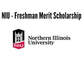 NIU - Freshman Merit Scholarship