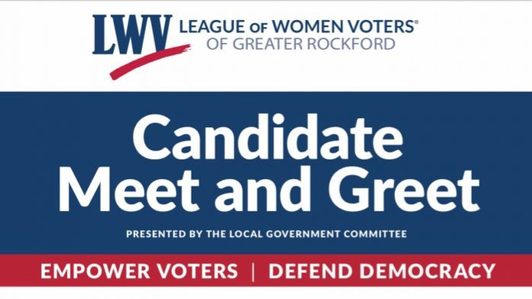 League of Women Voters Candidate Meet and Greet
