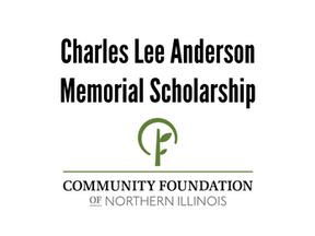 Charles Lee Anderson Memorial Scholarship