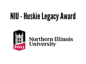 NIU - Huskie Legacy Award
