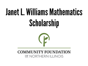 Janet L. Williams Mathematics Scholarship